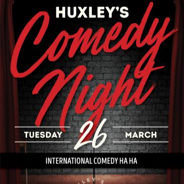 Huxley's presents BonkerZ International Comedy Ha Ha-img